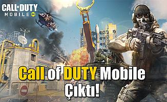 Call of Duty Mobile Çıktı! Nasıl İndirilir? Hangi Oyun Modları Var?