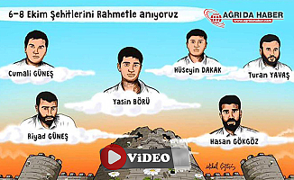 Diyarbakır'da 6-8 Ekim Olaylarında Şehid edilen Kardeşlerimiz Rahmetle anıldı