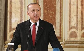 """Erdoğan """"Operasyona Devam Edeceğiz!"""""""