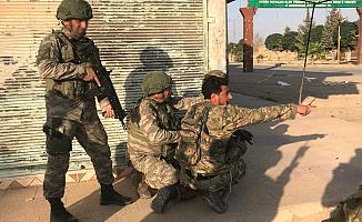 Kahraman Mehmetçik Resulayn'da