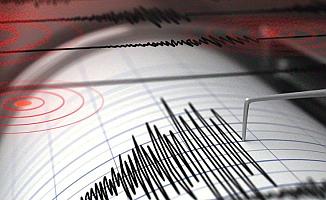 Marmaris Açıkların'da Yeniden Deprem