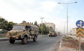 Suriye Sınırına Asker Sevkiyatı Devam Ediyor!