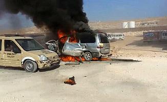 El Bab'da Bomba Yüklü Araç İle Saldırı!