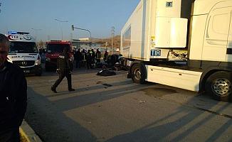 Korkunç Kaza! 3 Kişi hayatını Kaybetti