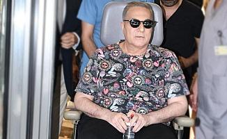 Mehmet Ali Erbil Yeniden Hastaneye Kaldırıldı!