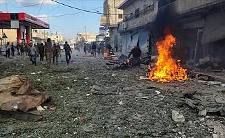 Tel Abyad'da Saldırı! 13 Kişi Hayatını Kaybetti!