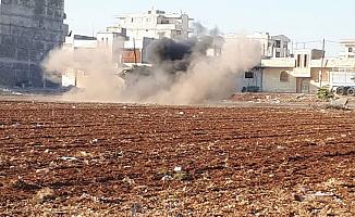 Tel Rıfat'a Roketli Saldırı!