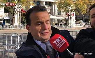 Terör yandaşları TRT Muhabirine saldırdı!