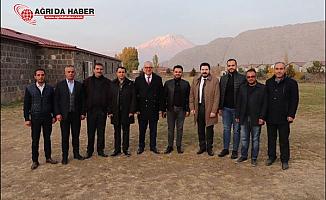 Türkiye Belediye Birliği (TBB) Doğubayazıt'a