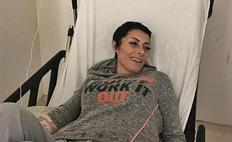Ünlü Şarkıcı Gülay Hastanede!