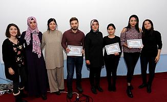 """Ağrı İbrahim Çeçen Üniversitesi'nde """"Anne Sütü ve Emzirme Danışmanlığı Eğitimi"""" Verildi!"""