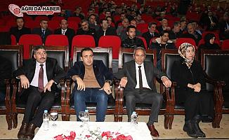 Ağrı'da Deneyap Teknoloji Atölyeleri' tanıtım toplantısı Yapıldı
