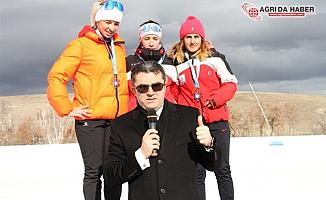 Ağrı'lı Kayakçılardan 2 Madalya