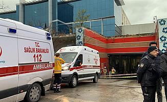 İstanbul'da cam fabrikasında Feci Patlama