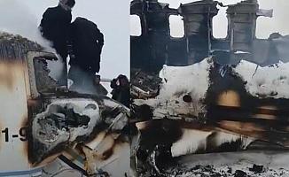Afganistan'da Düşen Uçak İle İlgili Açıklama!