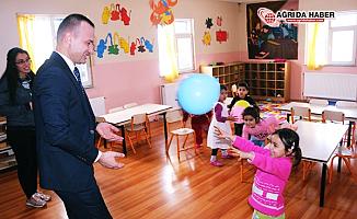 """Ağrı'da """"Yarıyıl Tatili Öğrenci Takvimi"""" hazırlandı"""