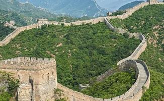 Çin Seddin'de Korona Virüsü Tehlikesi