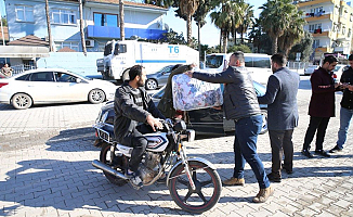 Elazığ'daki Depremzedelere Türkiye'nin 4 yanından Yardım!