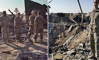 İran Füzeleri ABD Üssünü Vurdu!