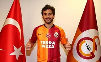 Marcelo Resmen Galatasaray'da!
