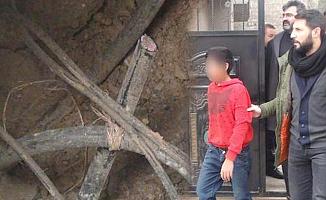 6 Çocuk Hırsız 7 Bin Liralık Kabloları Çaldılar!