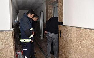 Boş Binanın Asansör boşluğunda erkek cesedi bulundu