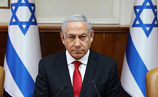 "Netanyahu Gazze için talimat verdi! ""Vurun..."""