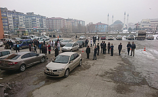 Ağrı'da Deprem Tatbikatı Yapıldı!