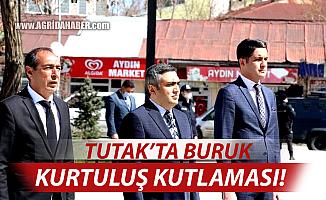 Ağrı Tutak'ta buruk 14 Nisan Kurtuluş Kutlaması