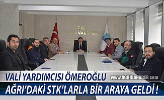 Ağrı Vali Yardımcısı Yakup Ömeroğlu: Yardım etmediğimiz kimse yok
