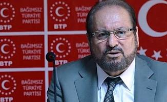 BTP Genel Başkanı Haydar Baş koronavirüs nediyle hayatını kaybetti