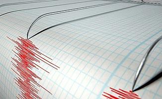 Manisa'da Korkutan Deprem! 4.1 Büyüklüğünde Meydana Geldi!