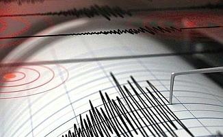 Erzincan'da Korkutan Deprem! 4 Büyüklüğünde!