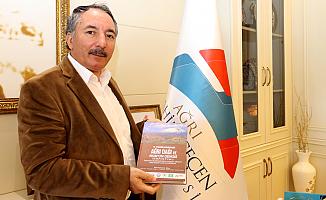 V. Uluslararası Ağrı Dağı ve Nuh'un Gemisi Sempozyumu Kitabı Bilim İnsanına Sunuldu