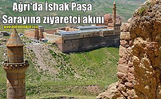 Ağrı'da İshak Paşa Sarayına ziyaretçi akını