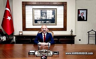Ağrı Valisi Dr. Osman Varol Kimdir?