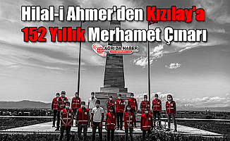 Hilal-i Ahmer'den Kızılay'a kadar 152 Yıllık Merhamet Çınarı