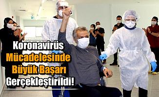 Ağrılı Hasta Koronavirüs Mücadelesini Kazandı!