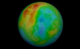Kuzey Kutbunda ozon tabakasındaki delik kapandı