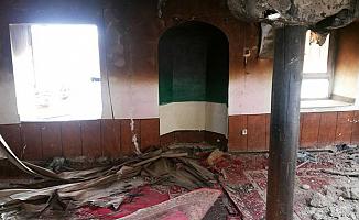 Afganistan hükümeti camiyi bombaladı