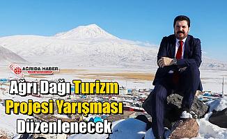 Ağrı Dağı Turizm Projesi Yarışması Düzenlenecek