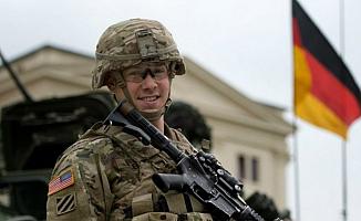 Almanya askerler için 1 milyar Euro harcadı