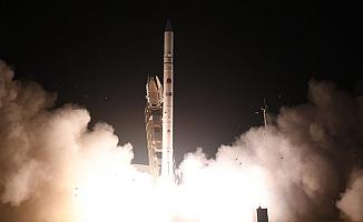 İsrail casus uydusunu uzaya fırlattı