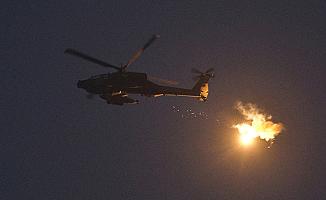 İsrail Esed Rejimini vurdu!