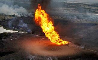 Nijerya'da Petrol boru Hattı Patladı