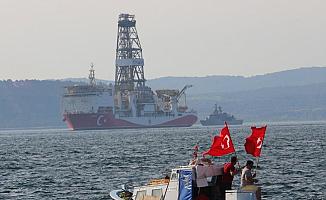 Türkiye Akdenizdeki Doğalgaz Faaliyetlerini Askıya Aldı