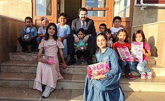 Ağrı Belediye Başkanı Sayan Bayramda Çocukları Unutmadı