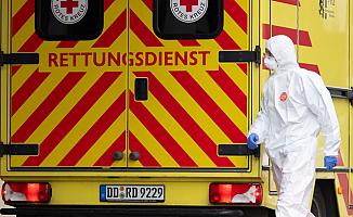 Almanya'da Koronavirüs ikinci dalgası başladı