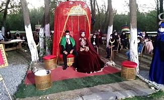 Tutak'ta düğünlere korona virüs denetimi