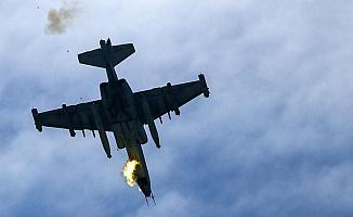 Ermenistanın 2 savaş uçağı düşürüldü!